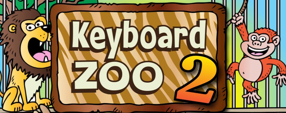 Keyboard Zoo 2 logo